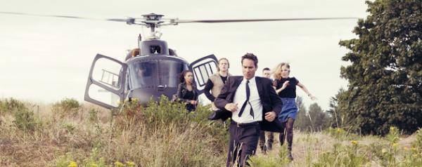 """Travelers saison 2 : Mon Avis avec spoilers""""Mon équipe passe avant tout."""" Grant (2x05)"""