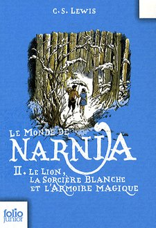 Tome 2: Le lion, la Sorcière Blanche et l'Armoire Magique