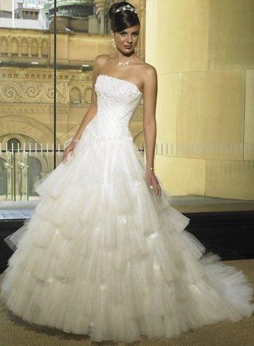 Toutes les filles reve un jour de se marier ;)
