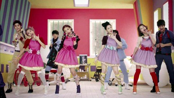 Clip mini drama