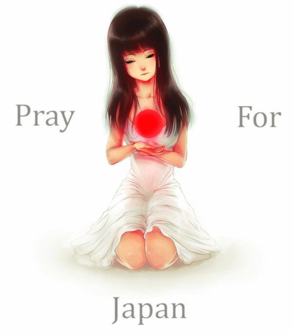 Pray for Japan ~