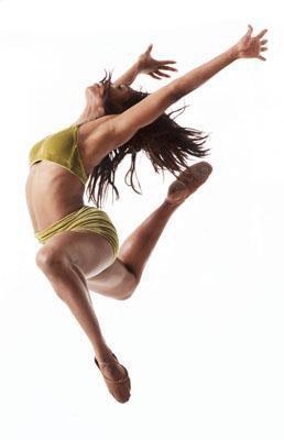 Danseuse de moderne jazz!