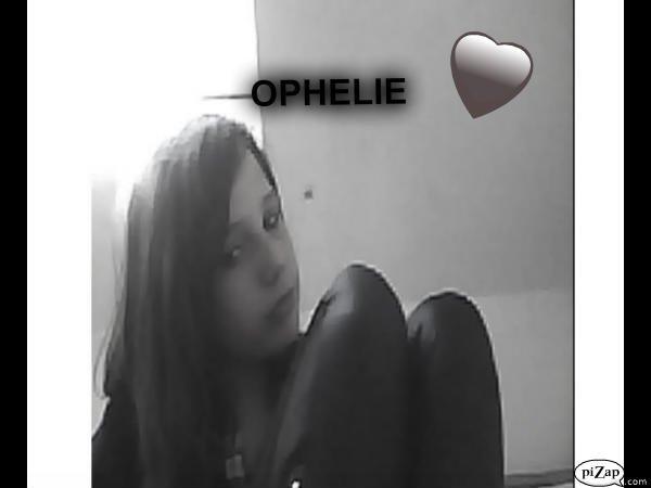Ophelie rien sans elle <3