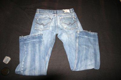 Pantalon Japan Rags