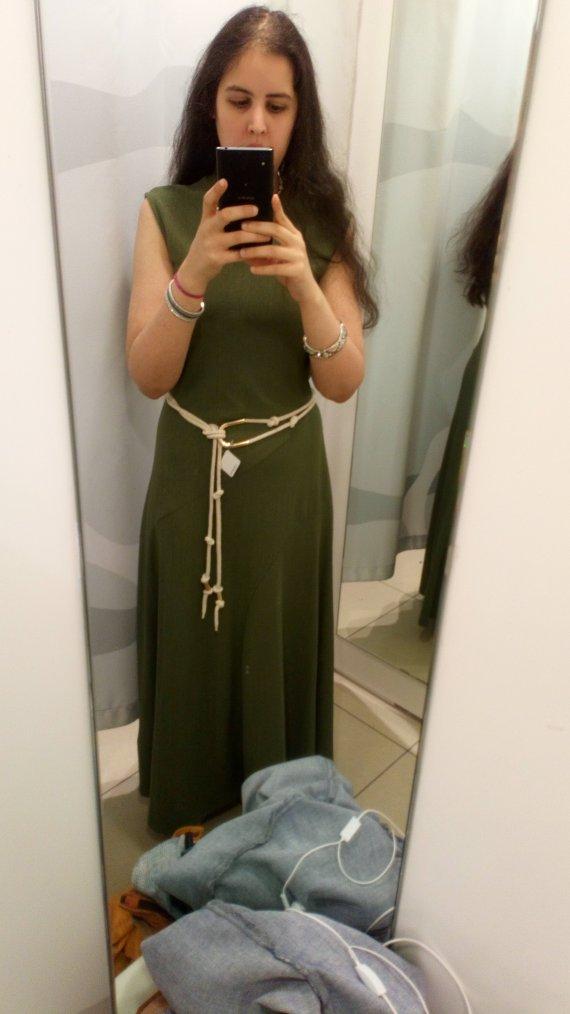 Ma nouvelle tenue