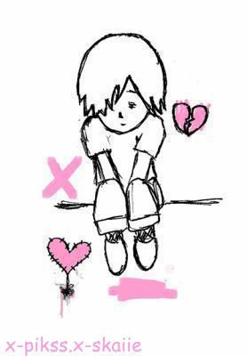 Bonhomme dessin triste x pikss x - Dessin triste ...