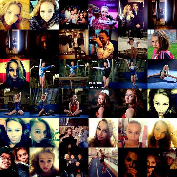 Photos personnelles de Maria.