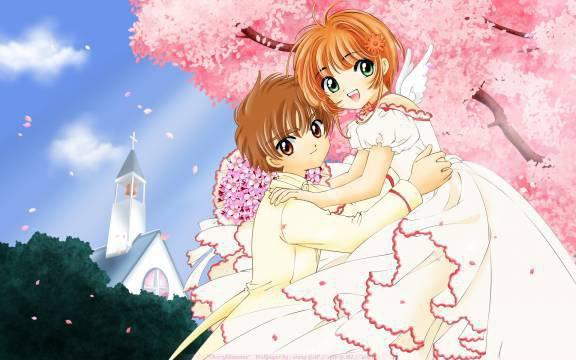 Hihihi voila une photo de mariage !