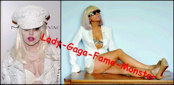Lady Gaga : Elle ouvre un blog sur la mode