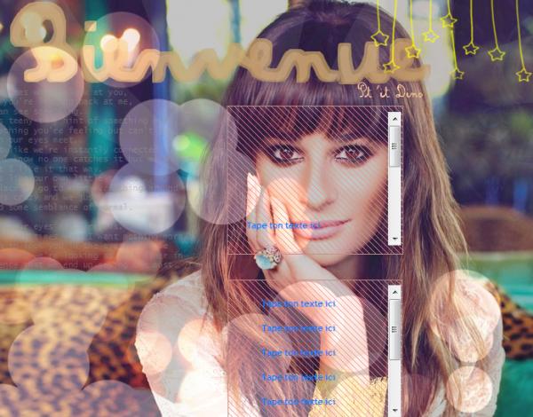 Thème 32-Lea Michele