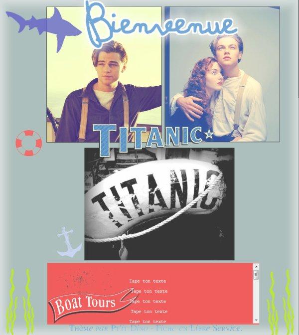 Thème 48 - Titanic