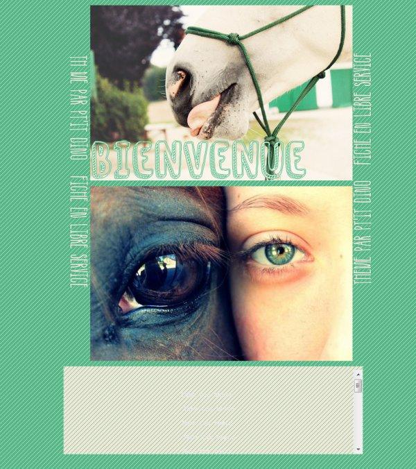 Thème 54 - Horse