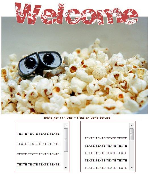 Thème 55 - Film - Wall-E