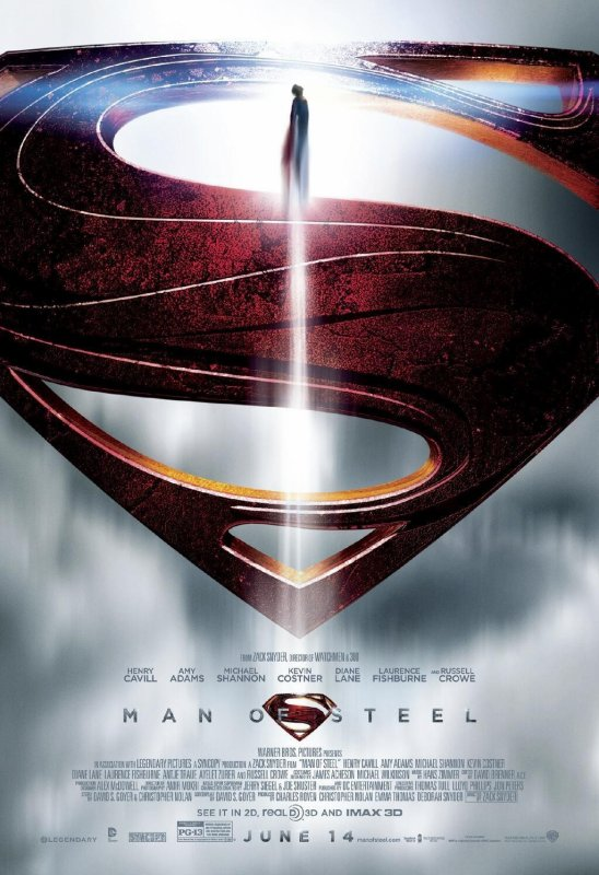 Man of Steel, vos avis ?