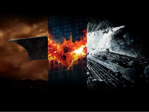 Coup de coeur : Trilogie Batman de Christopher Nolan !