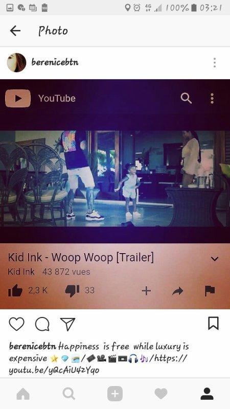 Kid Ink - Woop Woop (Audio)