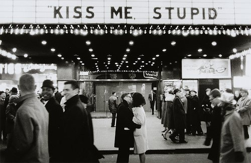 Kiss me stupid - Marc Levy
