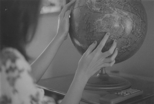 Le monde - Emilie Vandemoortele