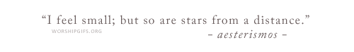 Stars - Aesterismos