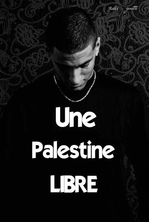 *Ralix Une Palestine LIBRE*