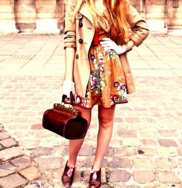 """La mode vintage """"éternellement à la mode"""""""