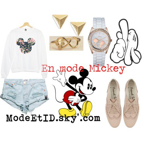 En mode Mickey