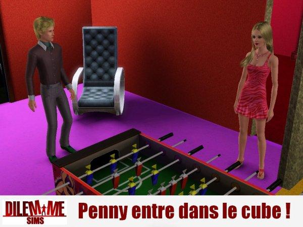 Dilemme Sims / Prime 1 / Partie 1