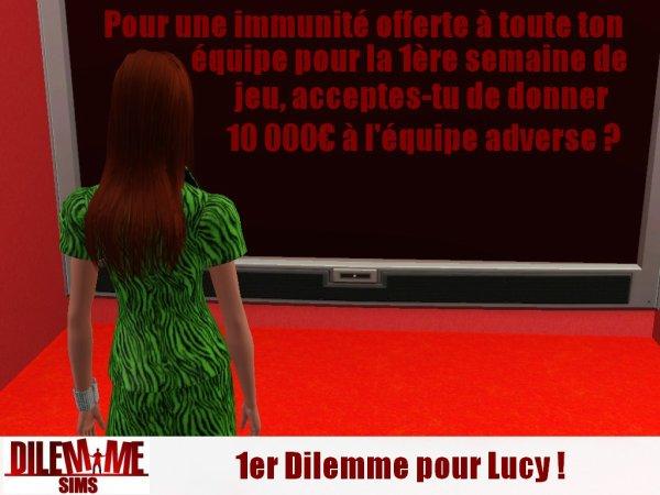 Dilemme Sims / Prime 1 / Partie 2