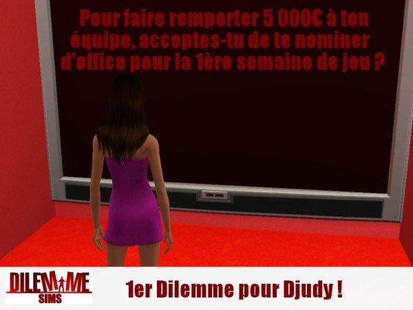 Dilemme Sims / Prime 1 / Partie 4