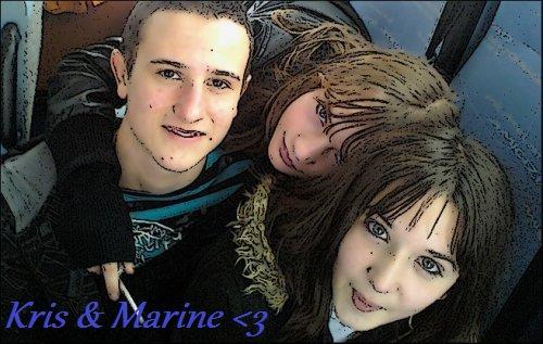 Kris & Marine