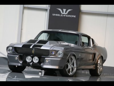 mustang shelby gt 500 <3
