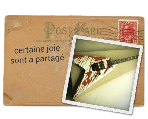 PETITE JOIE A PARTAGÉ !^^!