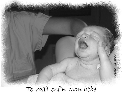 Chapitre 5: Ma naissance