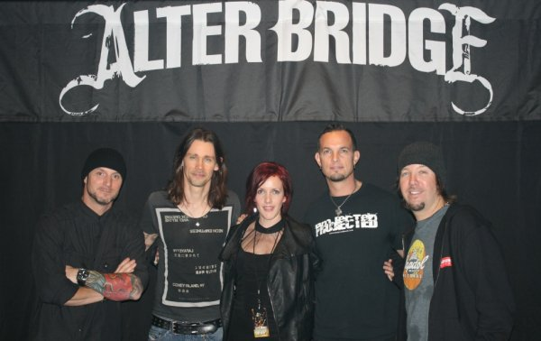 VIP Experience avce Alter Bridge