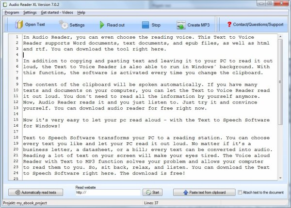 wavorl's blog - Fantastic Text to Speech Reader for Windows 10 Free