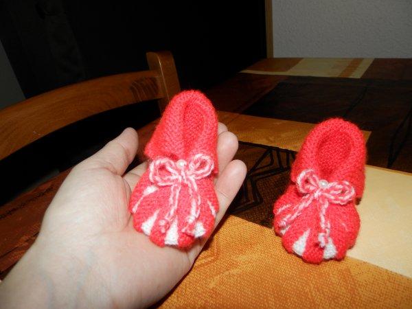 ♥ Ƹ̵̡Ӝ̵̨̄Ʒ ● des chaussons ♥ Ƹ̵̡Ӝ̵̨̄Ʒ