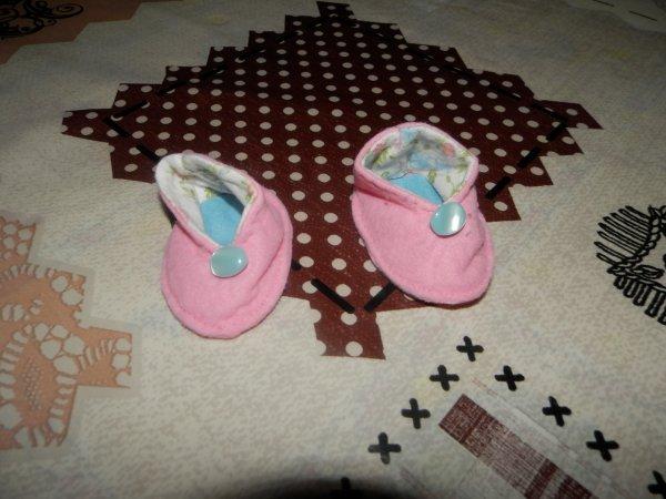 ♥ Ƹ̵̡Ӝ̵̨̄Ʒ ● chaussons ♥ Ƹ̵̡Ӝ̵̨̄Ʒ