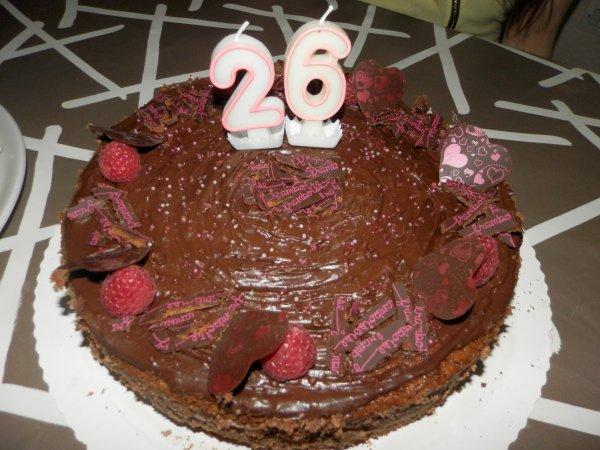 ♥ Ƹ̵̡Ӝ̵̨̄Ʒ ●les 26 ans de manu ♥ Ƹ̵̡Ӝ̵̨̄Ʒ