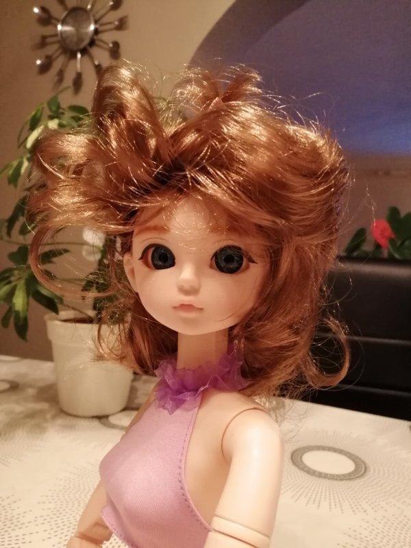 chouchou a cheveux pour perruque