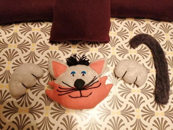 boudin de porte chat