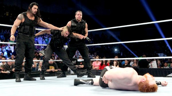 les victime du shield