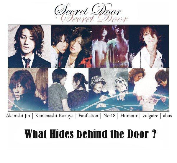 「・Secret-Door・」