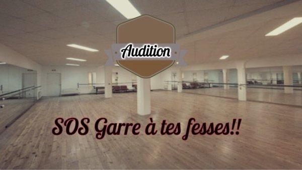 「・Chapitre I : S.O.S Garre à tes fesses !・」
