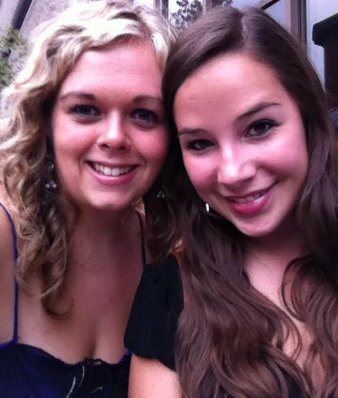 Evelyne et moi :)