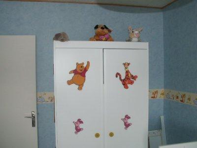 chambre de notre fils