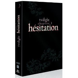 inforamtion dvd twilight 3 hésiatation