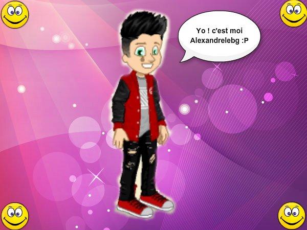 Mon ami Alex :)