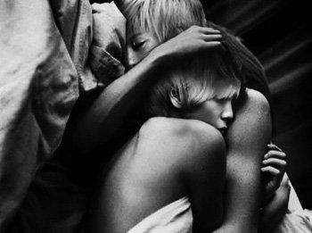 Je m'endormis avec toi, près de toi, pour toujours