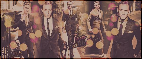 - Bienvenue sur votre seule source d'actualité sur l'acteur britannique Tom Hiddleston  Découvrez le quotidien du charmant Tom, sur votre unique source, à travers plusieurs supports médias - candids, photoshoots, events ... -