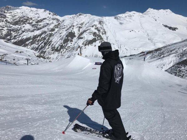 Voyage de ski